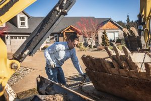 Image of Byers Septic System Maintenance service at work