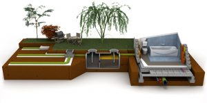 Septic systems require regular septic tank pumping